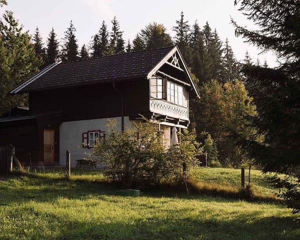 Berghütte Höfl, Innsbruck