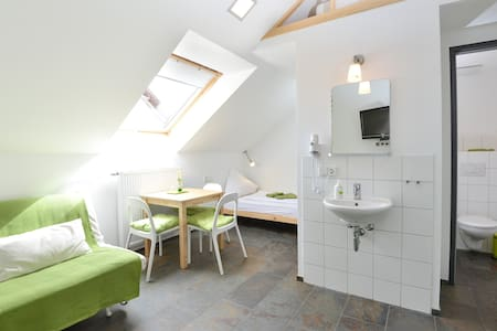 Family rooms in the cherry barn - Ravensburg - Bed & Breakfast