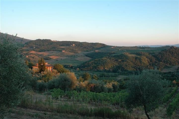 Lovely Guest House in Tuscany - Pelago - Maison