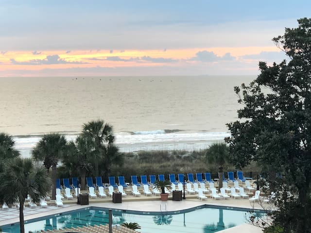 Ocean View on the Beach!  Discounts for November!