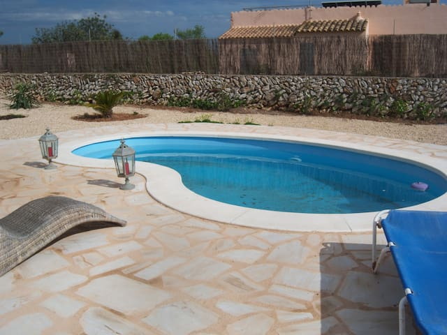 Beautifull house with swiming pool - Santanyí - Casa