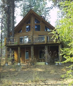 Garden Valley SF Payette Log Cabin - Garden Valley - Huis