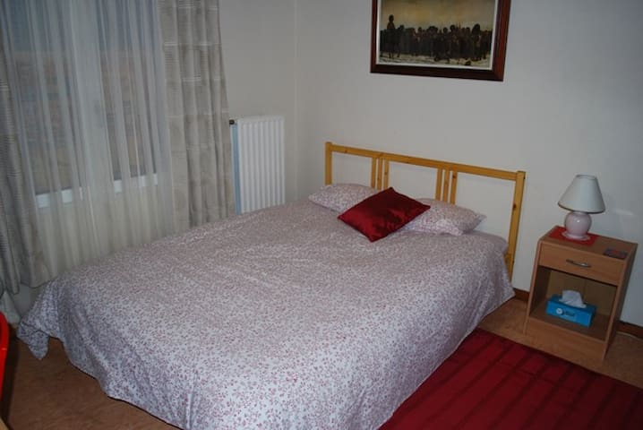 NE France,Double room, family home  - Écurey-en-Verdunois - Ház