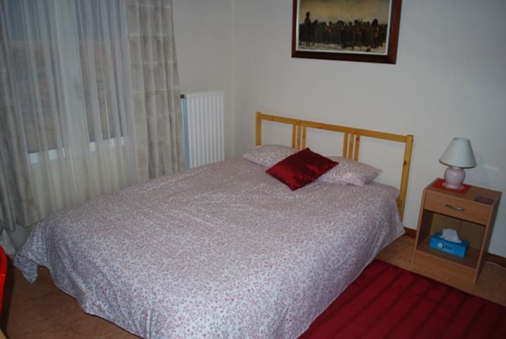 NE France,Double room, family home