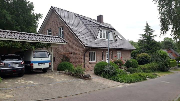 Kuschelige kleine Wohnung mit seperatem Eingang