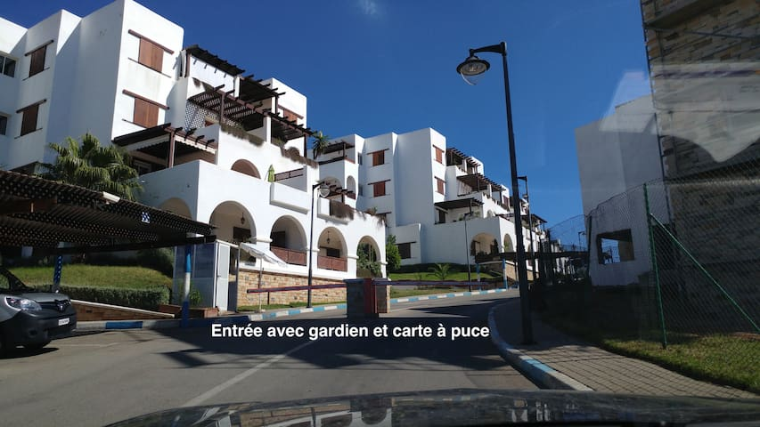 Appartement a Cabo Negro Nord Maroc - Tetouan - Apartment