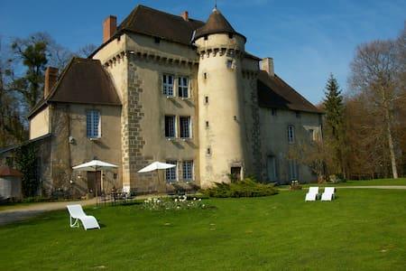 CHATEAU DE LA CHASSAGNE - Saint-Hilaire-le-Château - Şato