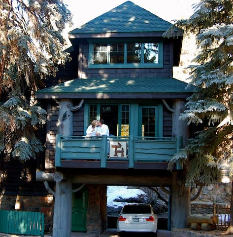 TreeHouse at the Highland Haven - Evergreen