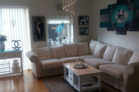3 bedroom apartment  with terrace and free parking - Bergen - Apartmen