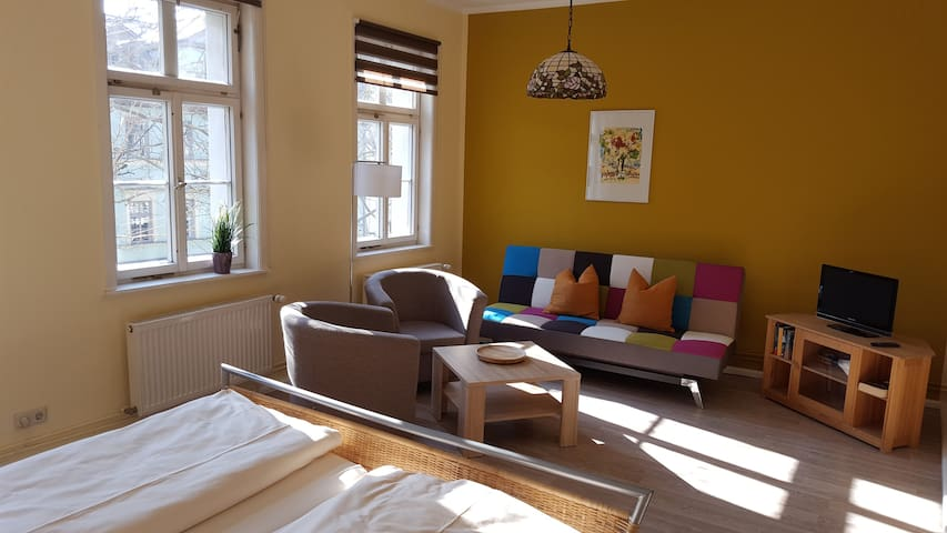 Apartment IDEAL I Weimar Center