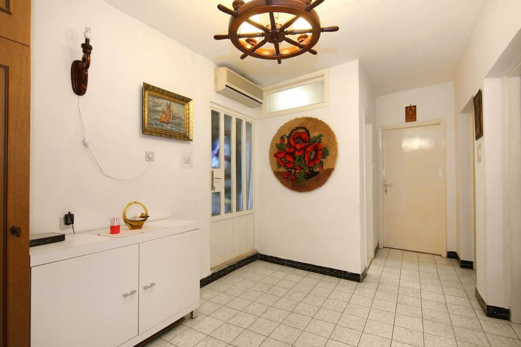 common corridor ( for 3 rooms which is rented)