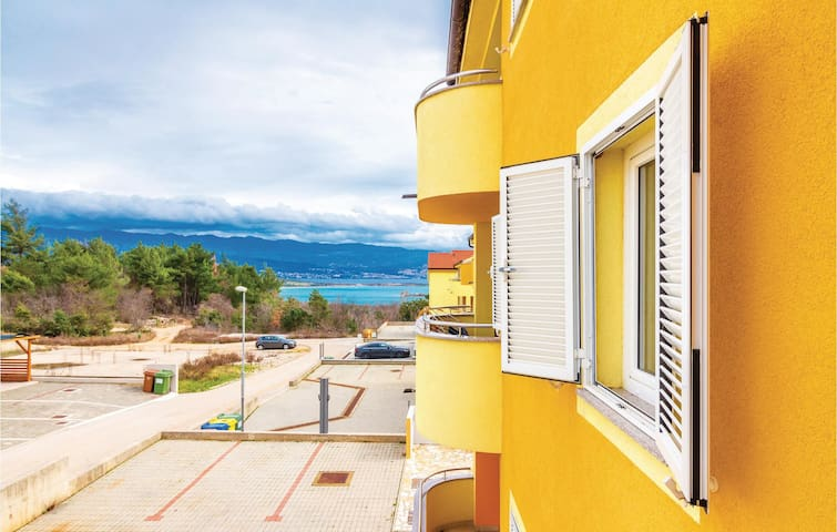Holiday apartment with 2 bedrooms on 62m² in Cizici
