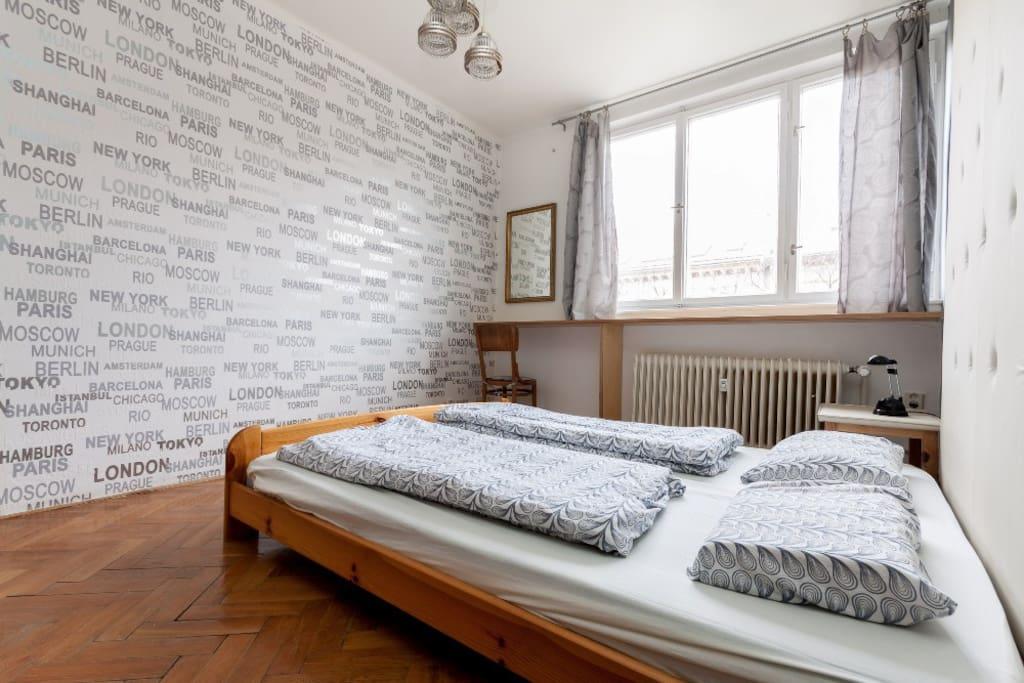 extra-ordinary designed apartment