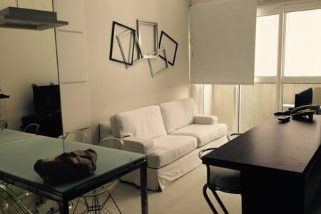 Lindo apartamento (loft) no Gonzaga - Santos - Apartment