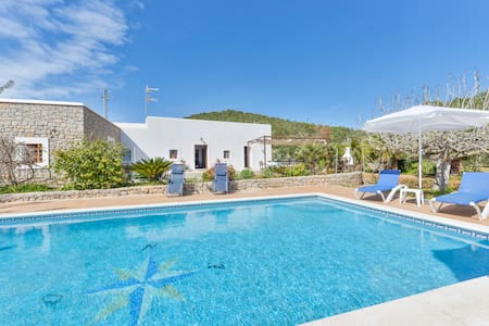 Ibiza Beautiful Country House - St Antoni de Portmany - Talo