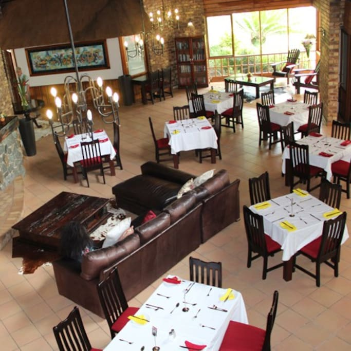 G's Restaurant @ Kruger Park Lodge