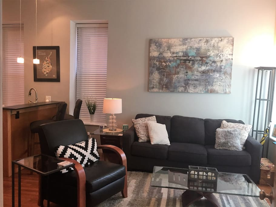 Trendy Soulard Area One Bedroom Apartment Apartments For Rent In St Louis Missouri United