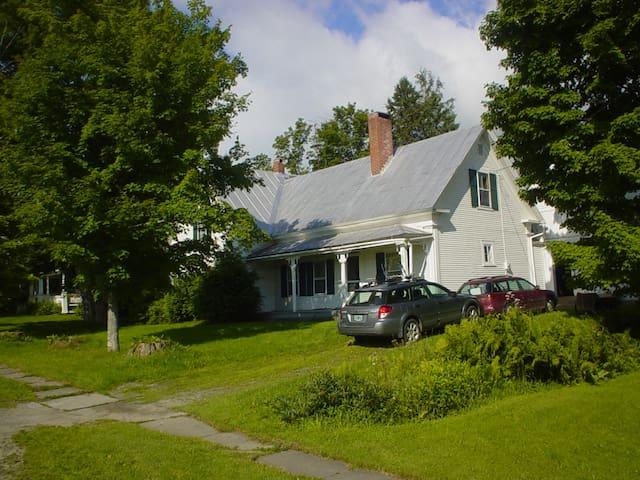 Whole home in Greensboro, Vt - Greensboro - Dům