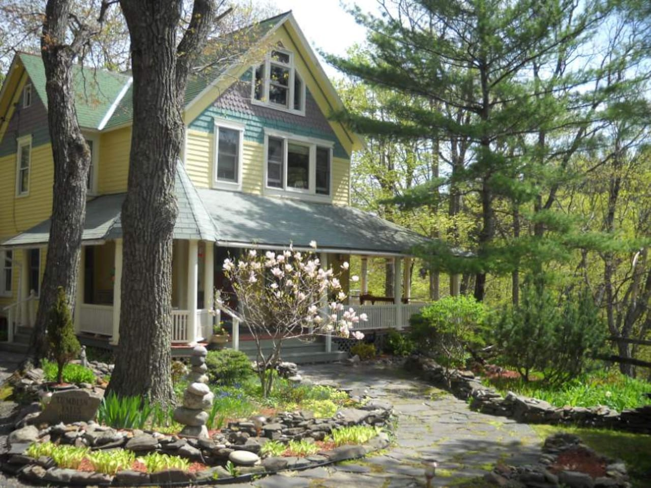 Tumblin Falls House Houses For In Purling New York United States