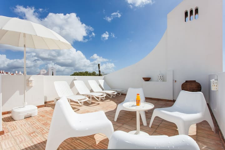 Luxury T3 Duplex Apartment Prainha - Alvor