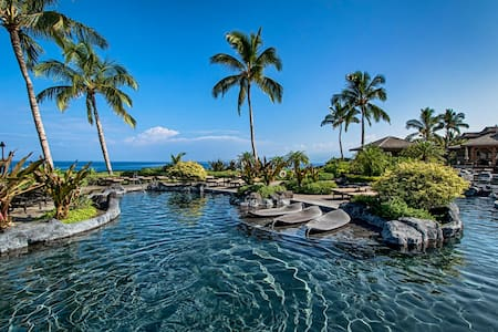 Newer Luxury Townhouse - Exceptional Value - 威可洛亞村(Waikoloa Village) - 連棟住宅