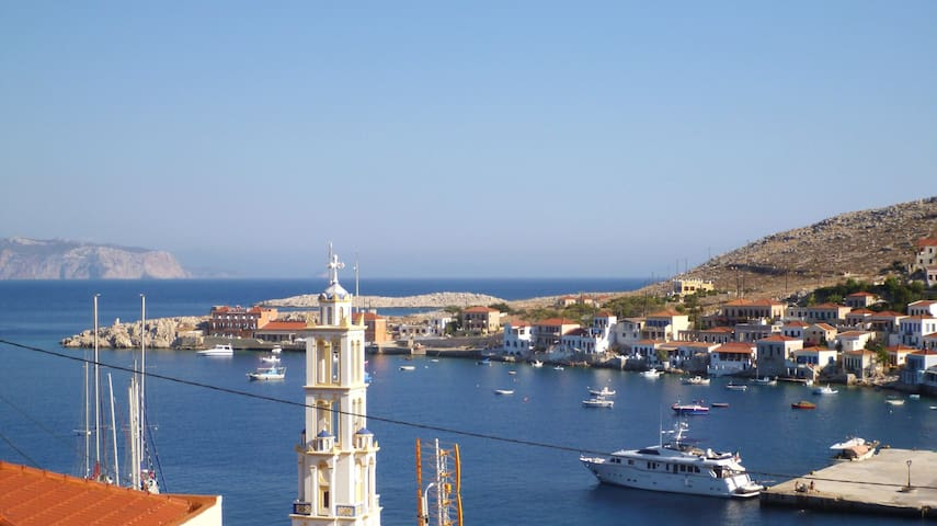 Appartment in Chalki Island - Chalki - Dom