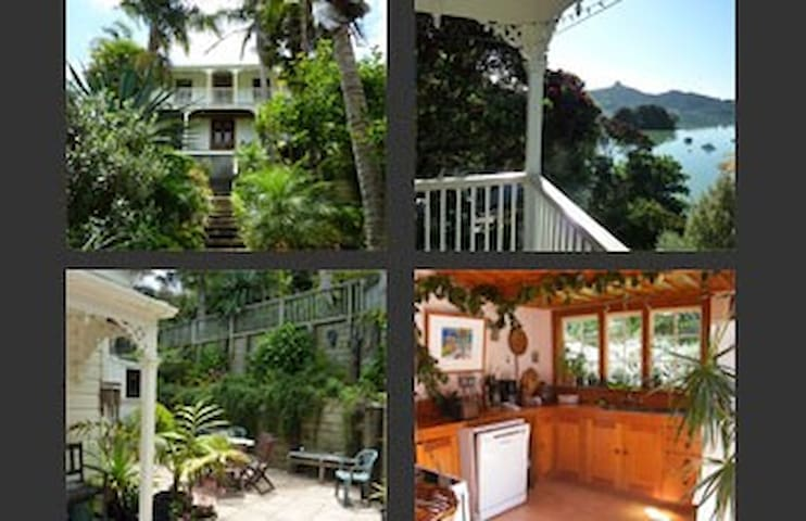 seaview B&B overlooking Whangaroa - Totara North - Casa de campo