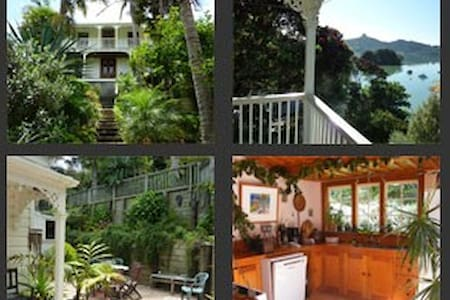 seaview B&B overlooking Whangaroa - Totara North - Willa