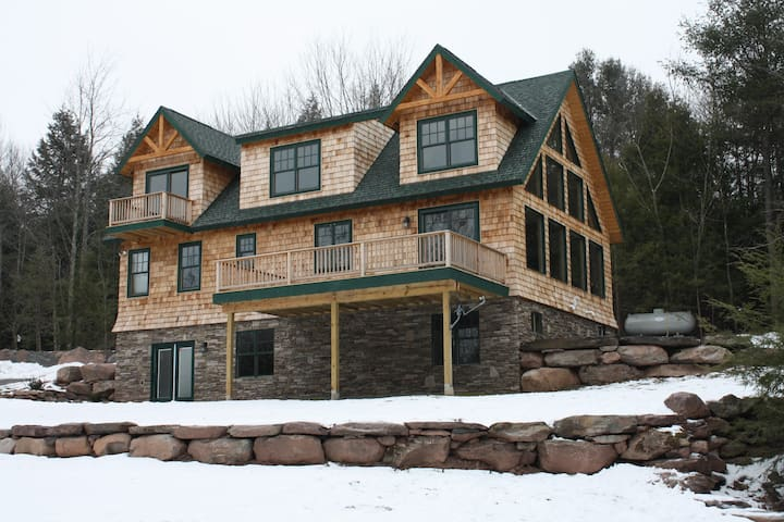 Brand New Windham Ski/Summer House  - Windham - House