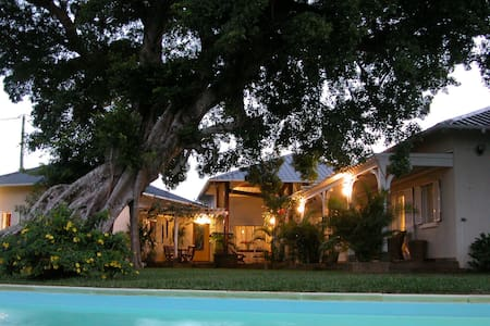 Tree House Mauritius Bed/Breakfast - Flacq  - Bed & Breakfast