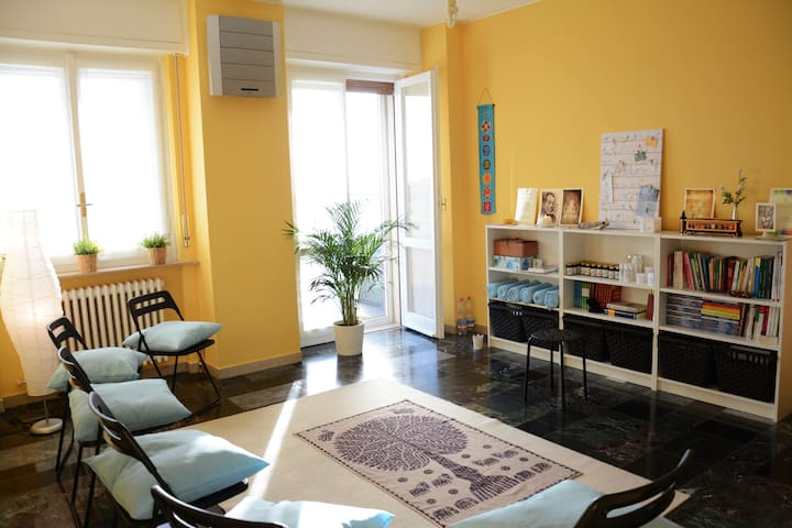 Safe and peaceful haven near Milan - San Donato Milanese - Appartement
