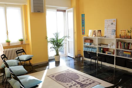 Safe and peaceful haven near Milan - San Donato Milanese - アパート