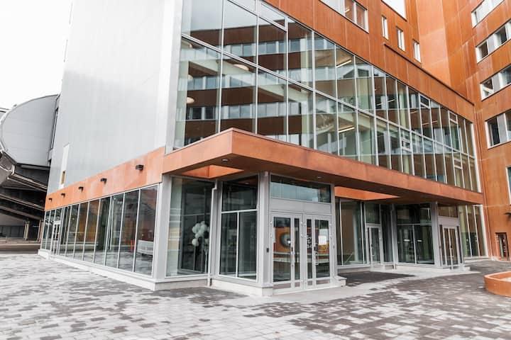 Studio apartment in Vantaa, Väritehtaankatu 8