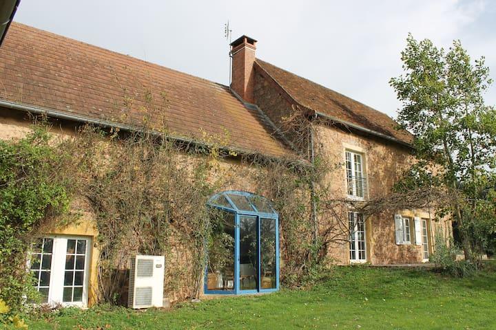 maison de la genette - La Clayette - Huis