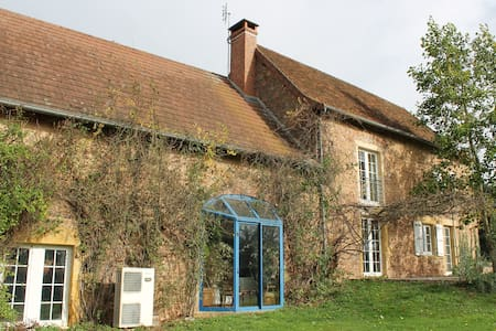 maison de la genette - La Clayette