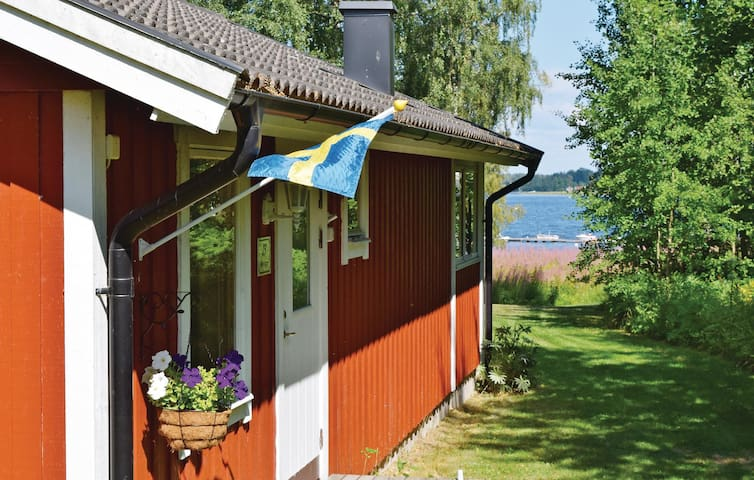 Holiday cottage with 2 bedrooms on 60m² in Fagersanna