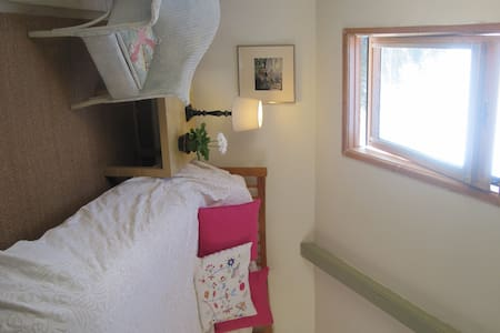 Lovely attic room with a view - Bed & Breakfast