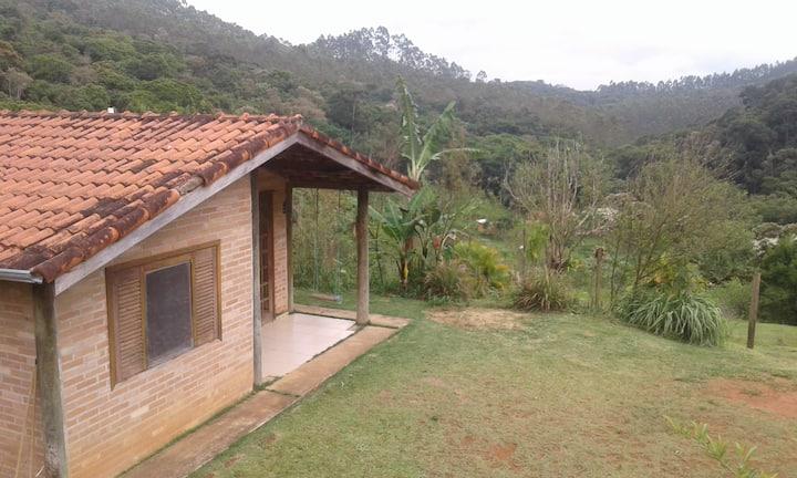 Chalé Lavanda, um pedaço de Paraíso na Mantiqueira