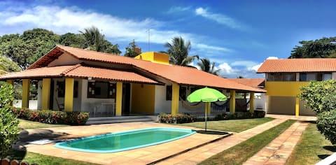 Paradisíaco e Encantador! Barra Grande (Vera Cruz)