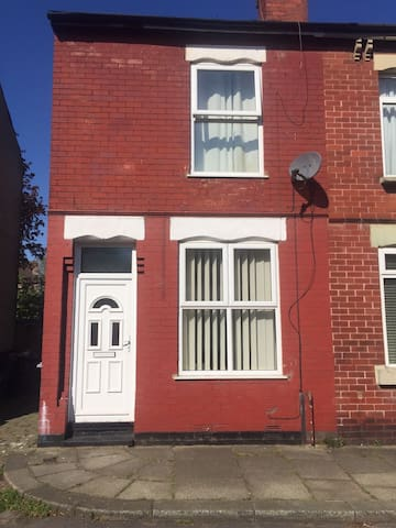 1 Bed House near Trafford Centre and Old Trafford