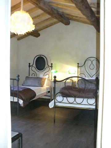 Frutto ombroso  Camera doppia - Santa Maria - Bed & Breakfast