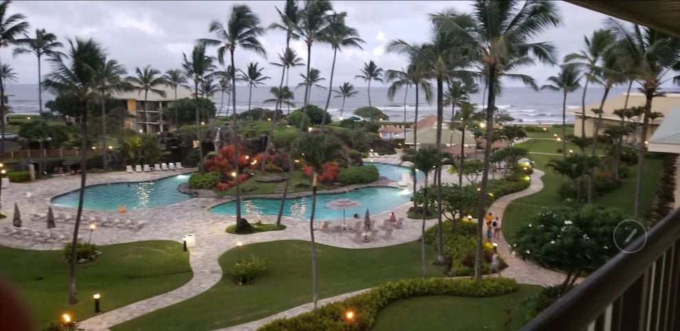 4*Kauai Beach Resort Ocean Great Specials Sleeps 4