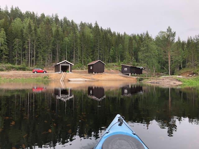 Lille Nakksjø, appartment B