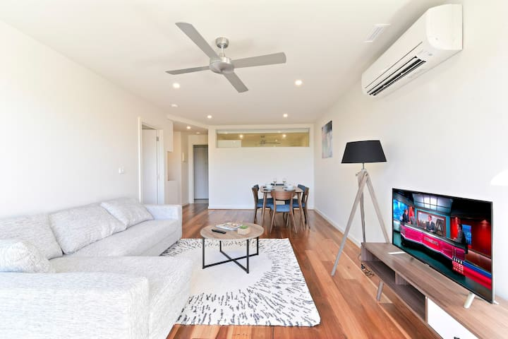 ❤Comfortable, Private 2 BR with GreatTerrace❤