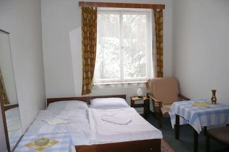 Quiet room near the center or ZOO - Prag