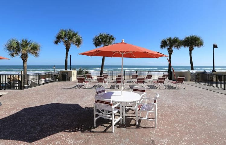 One Bedroom Deluxe Luxury Condo, Ormond Beach (A600)