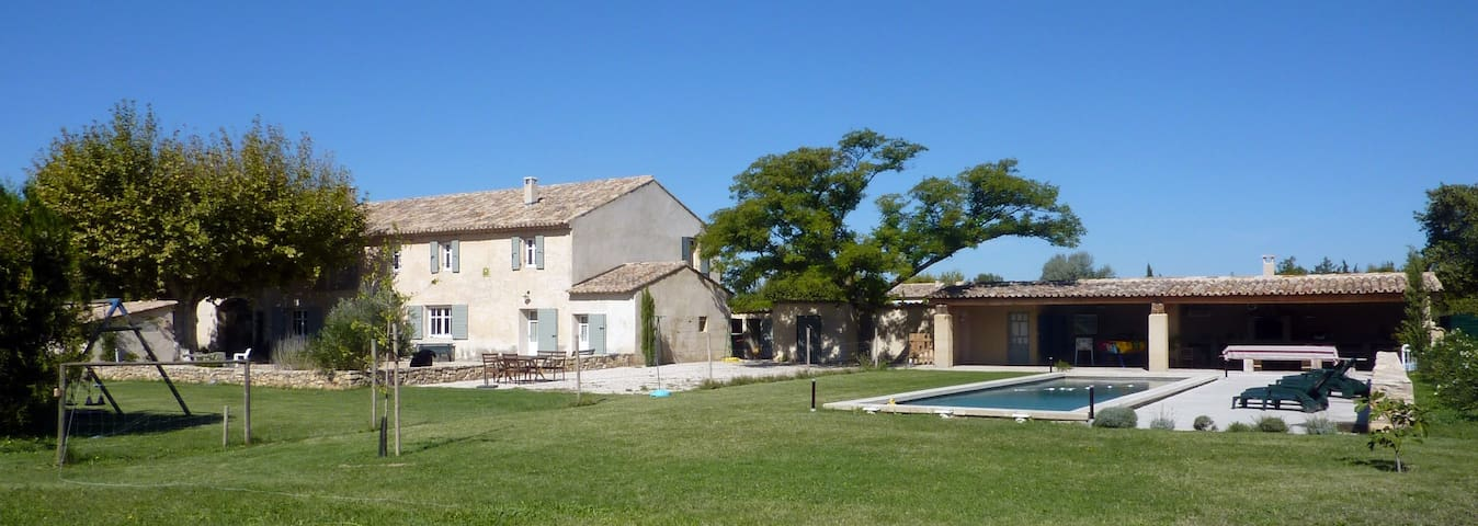 Holiday cottage with pool - Luberon - Cavaillon - Hus