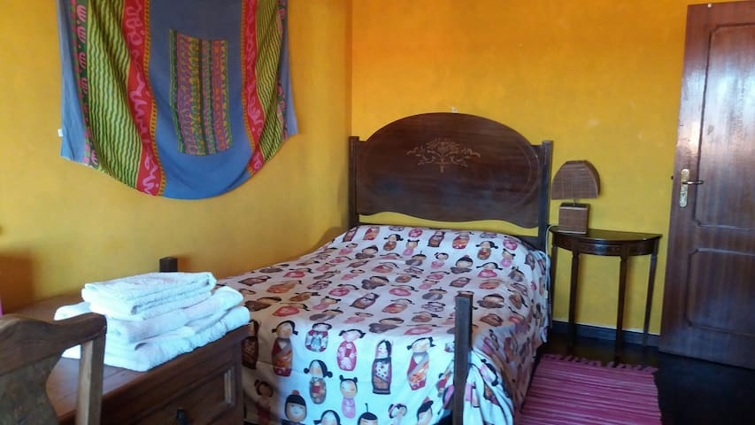 PASTEL DE NATA Large room   shared WC Sintra area
