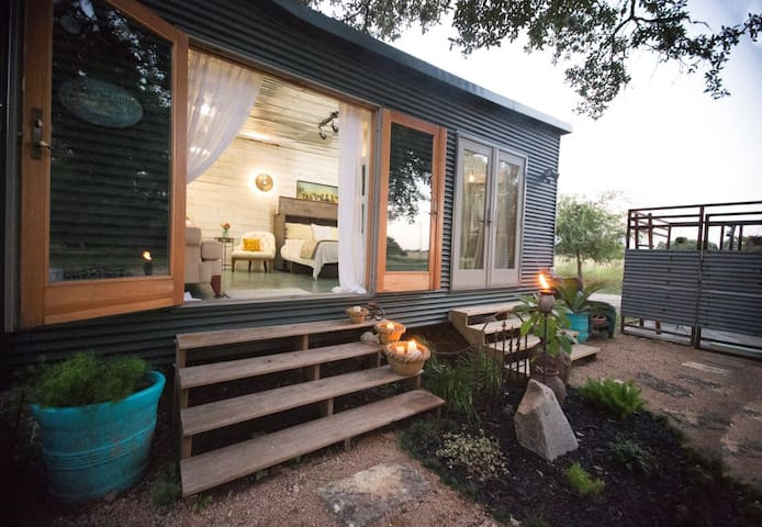 Highland Lakes Ranch Retreat - Marble Falls - Guesthouse