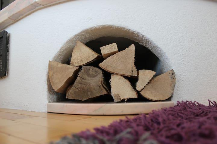 Exklusives Wohnen mit Kamin 4